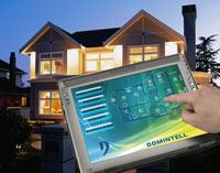 Современная система автоматизации жилья Domintell от европейского производителя.
